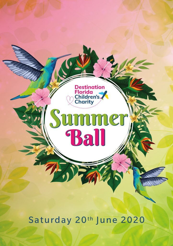Destination Florida - Summer Ball 2020